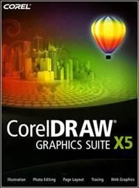 CorelDRAW Graphic Suite X5 Português + Keygen