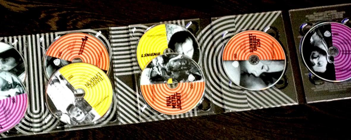 Kolekcja arcydzieł: Stanley Kubrick - DVD