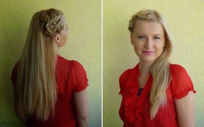 fryzura ślubna 73