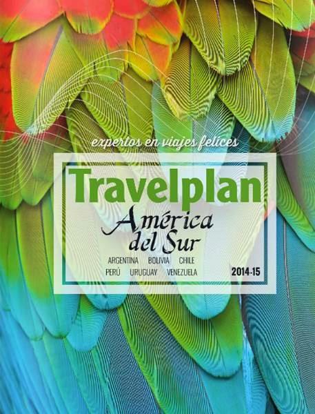 travelplan america del sur catalogo 2014-15