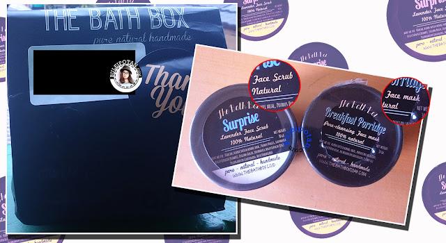 """[TESTIMONI]: Masker Wajah Bubuk Organik """"The Bath Box"""""""