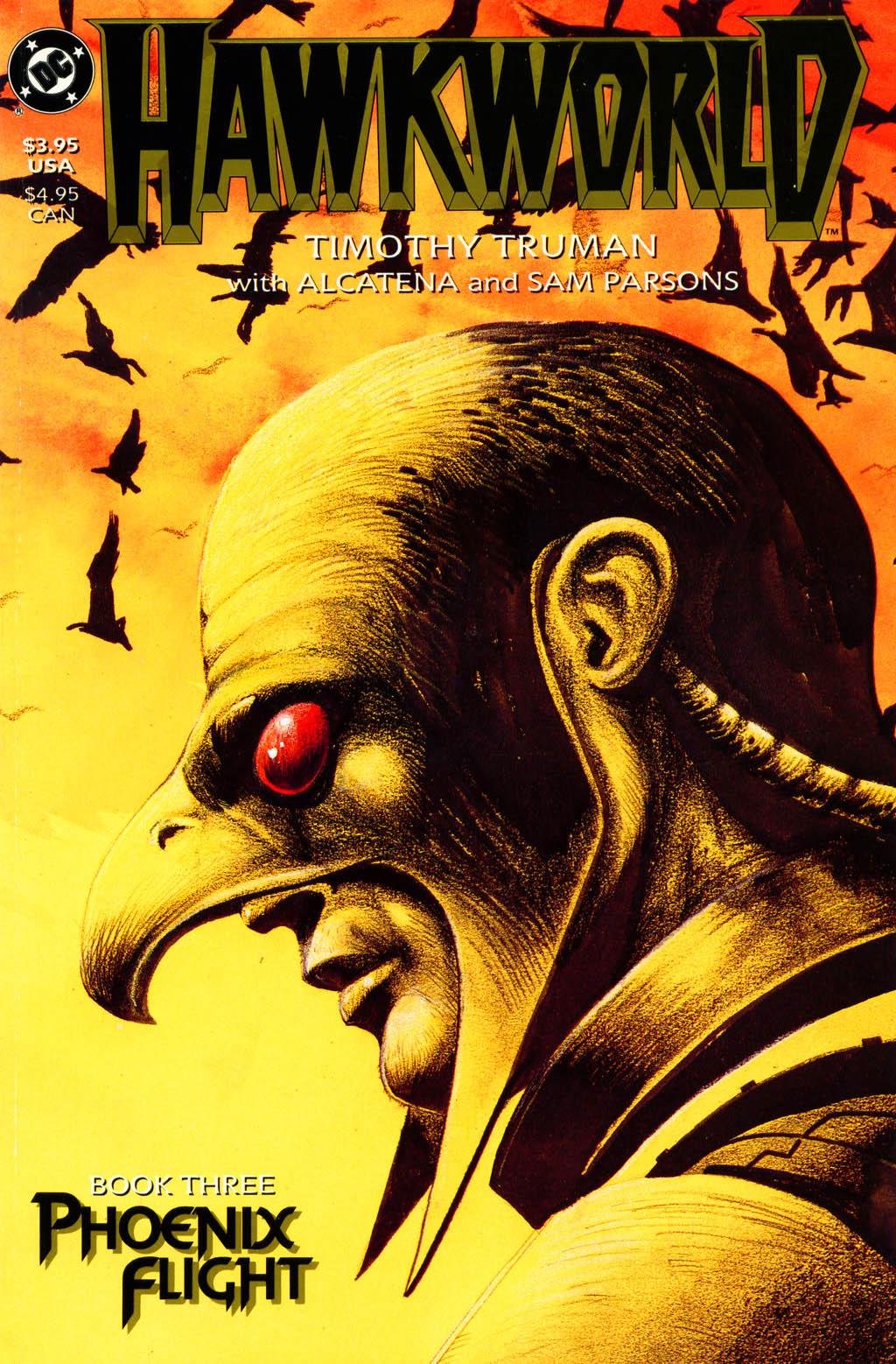 Hawkworld (1989) 3 Page 1