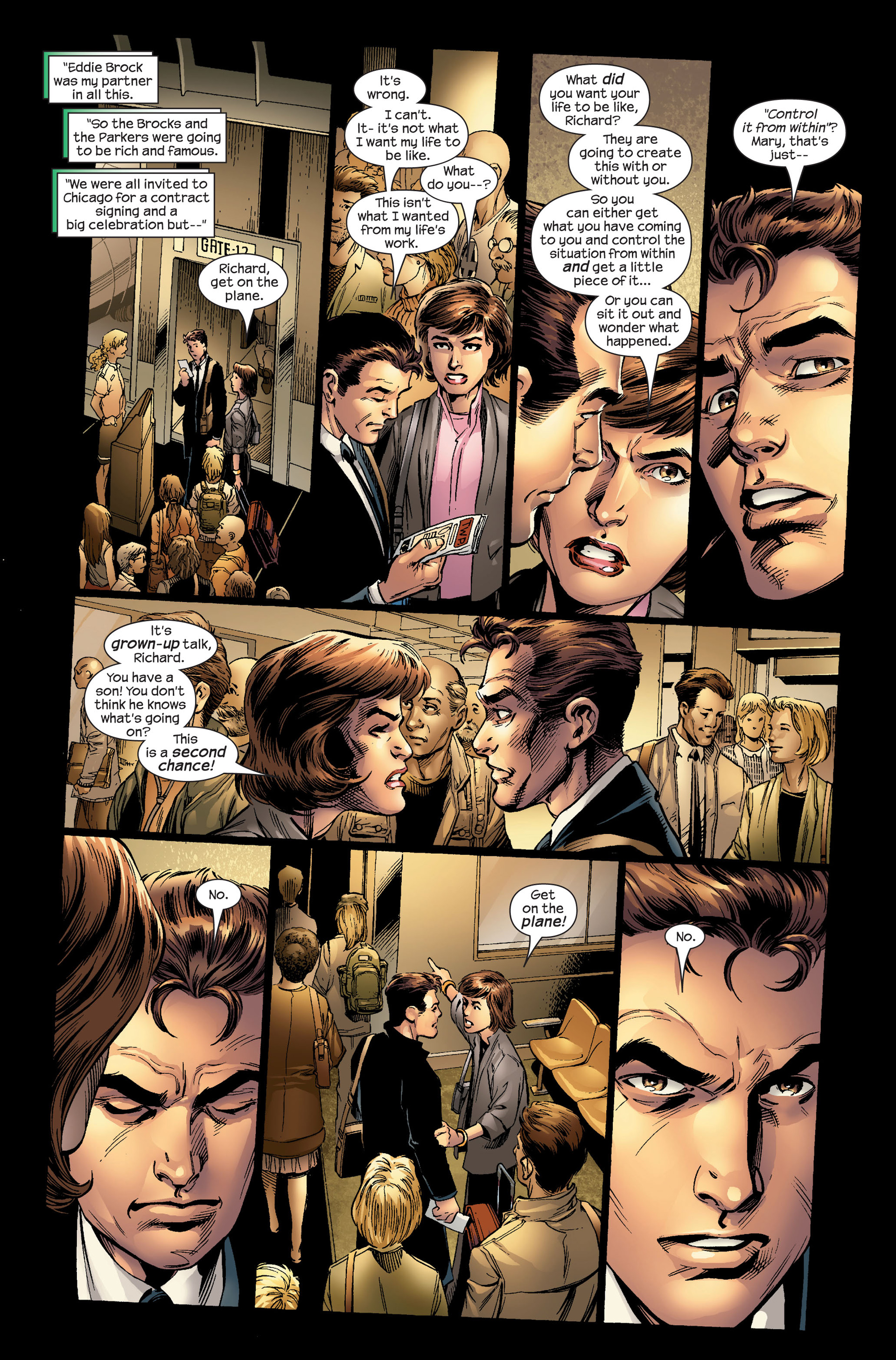 Ultimate Spider-Man (2000) Issue #100 #104 - English 11