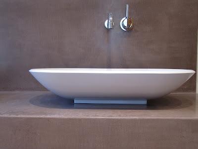 beton unique beton cire betonwaschtisch beton cire. Black Bedroom Furniture Sets. Home Design Ideas