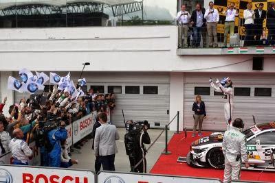 2014 DTM Hungaroring