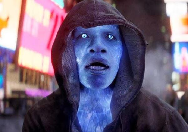 """Jamie Foxx es Electro en """"The Amazing Spider-Man: EL poder de Electro"""""""