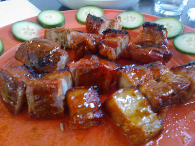 Char Siu Pork Belly