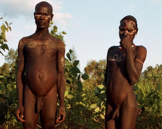 гей фото африканцы