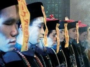 Jiangshi, Legenda Vampir China