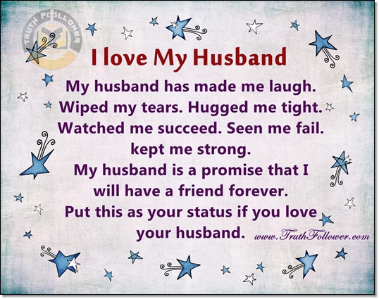 Love husband i penis my