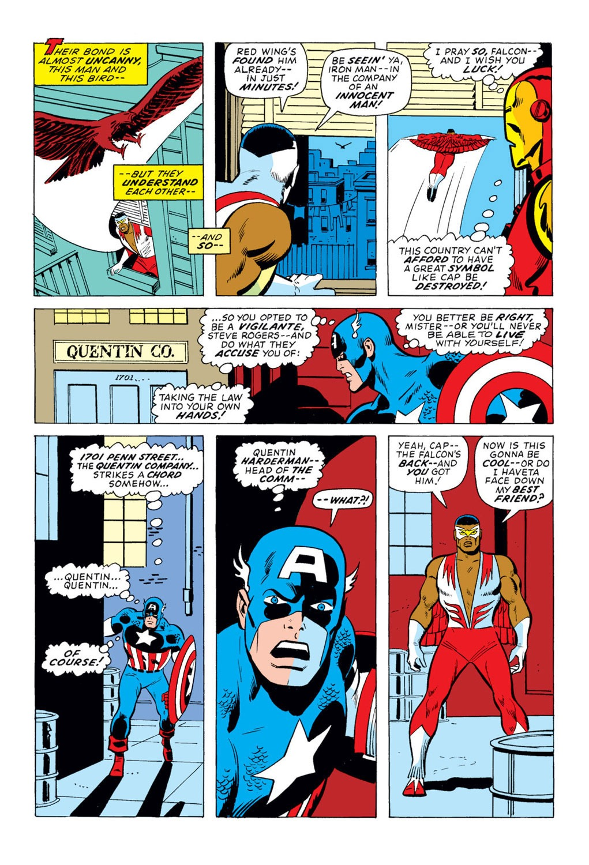 Captain America (1968) Issue #171 #85 - English 17