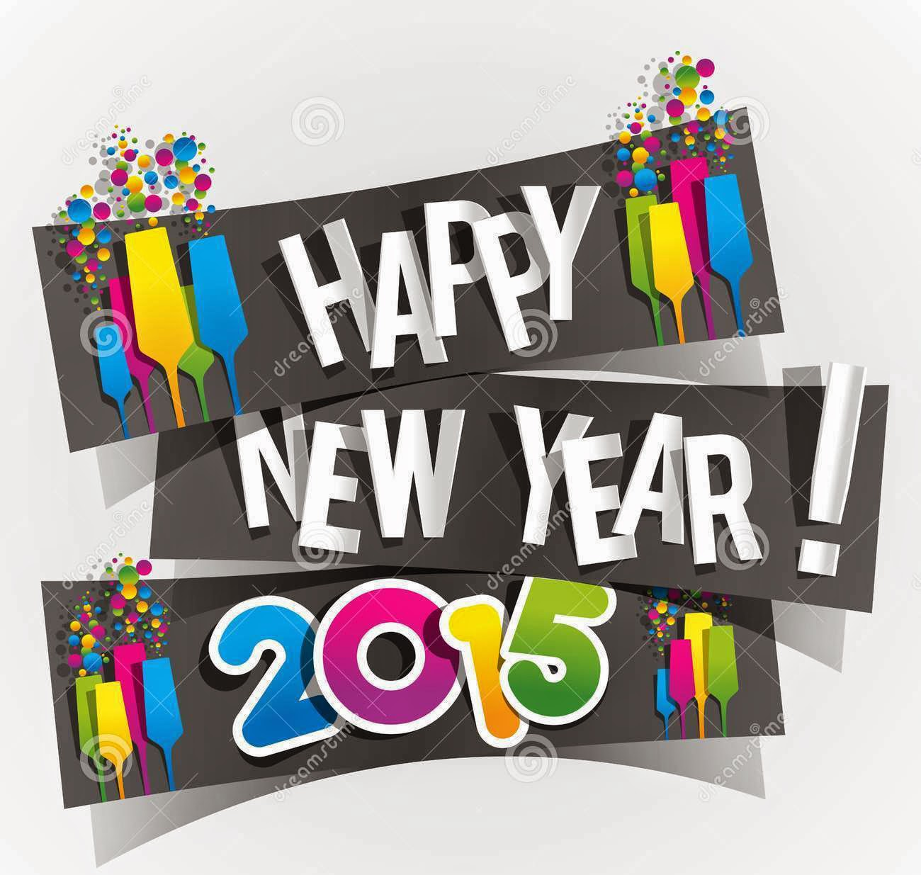 Greeting Happy New Year Wishes 2015 –Special Wishing Wallpapers