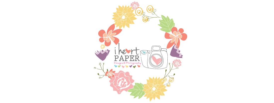 i heart paper designs