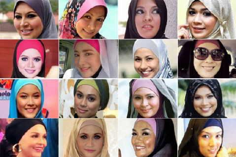 Alhamdulillah, Dah Ramai Artis Wanita Yang Berhijab