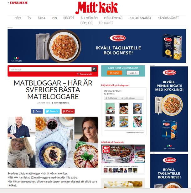 http://mittkok.expressen.se/artikel/matbloggar-har-ar-sveriges-basta-matbloggare/