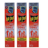 Buy All Out Insect Repellent Lotion 50ml Buy 1 Get 1 Free + Rs.1 Cashback Rs.59 only at ShopClues.