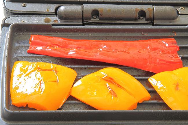 Салат из запечённых овощей Приморский   http://www.horoshayaeda.com/