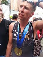 Na Ironman Frankfurt 2014