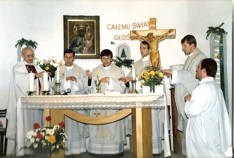 Ze Sługą Bożym ks. Franciszkiem Blachnickim