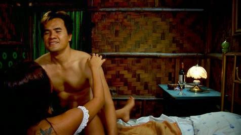Saipul Jamiell - ARWAH KUNTILANAK DUYUNG - Adegan-Adegan Vulgar Dalam Film Horor Indonesia