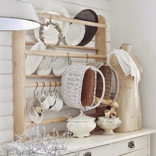 Vicky\'s Home: Decorar una cocina al estilo campestre / Decorate a ...