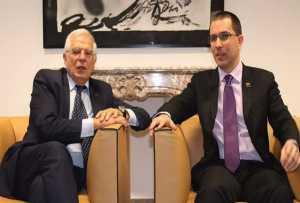 """Canciller español: No apoyaremos la """"línea dura"""" de las sanciones contra Venezuela"""