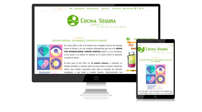 Codificación del Blog de @CocinaSegura