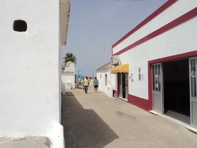 Culatra food shop