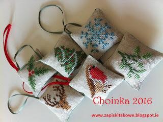 Choinka 2016