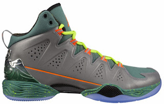12/24/2013 Jordan CP3.VII \u0026quot;Flight Before Christmas\u0026quot; 641089-325 Jade Glaze/White-Total Orange-Volt $125.00