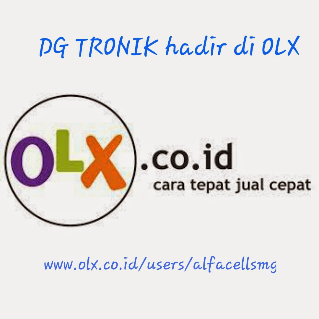 Akun OLX (Tokobagus)