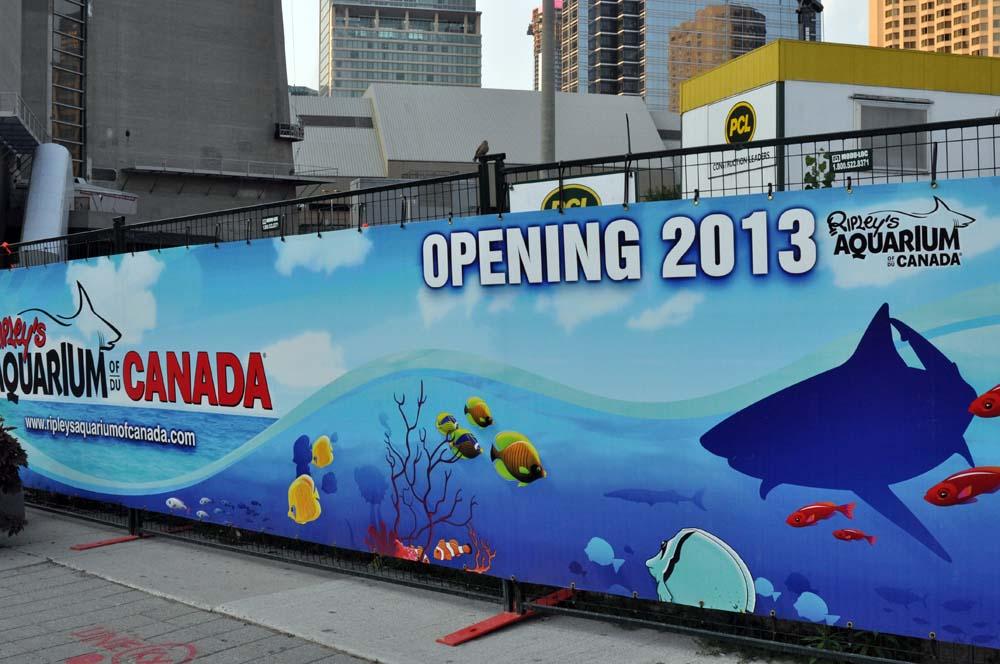 Toronto Grand Prix Tourist - A Toronto Blog: Ripley's ...