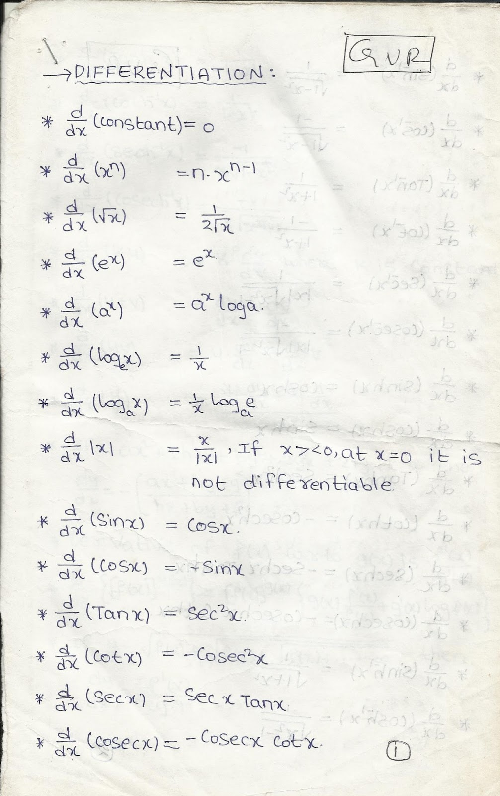 differentiation formulas - photo #42