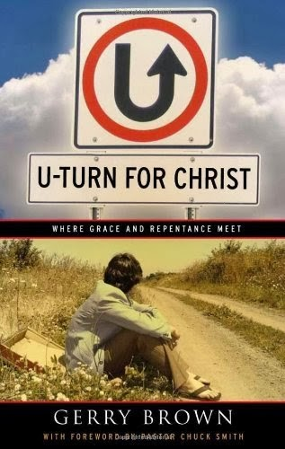 Gerry Brown-U-Turn For Christ-