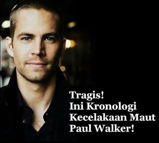 Kecelakaan Paul Walker