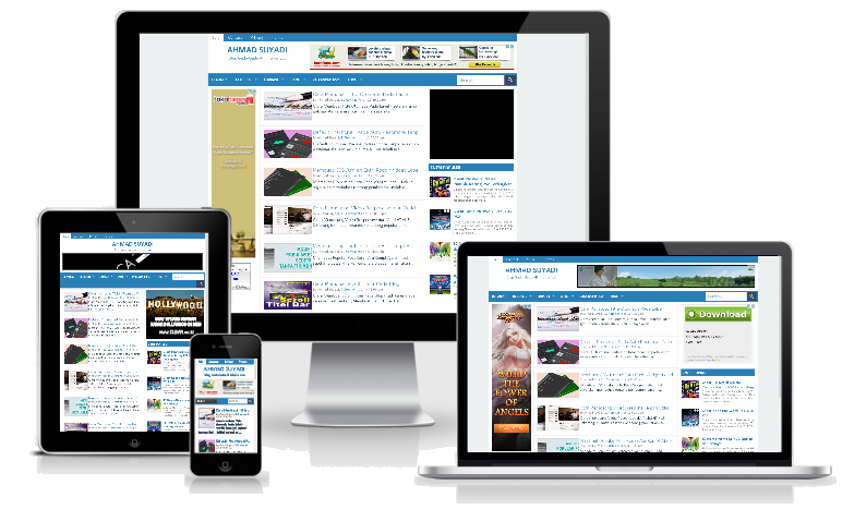 Membuat Screenshot Preview Template Responsive