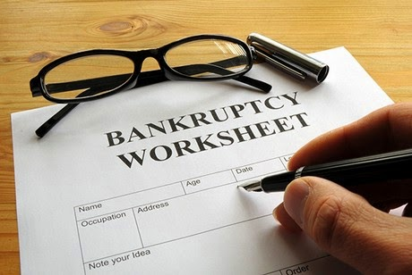The Harsh Realities of Claiming Bankruptcy