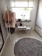 Mitt dressingroom