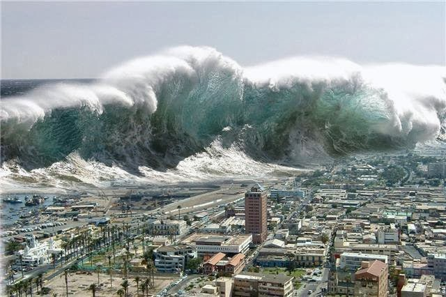 Dramatique nouvelle vidéo plus photos de tsunami au japon