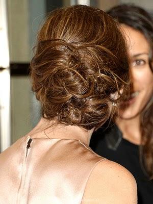 peinados de fiesta 2014