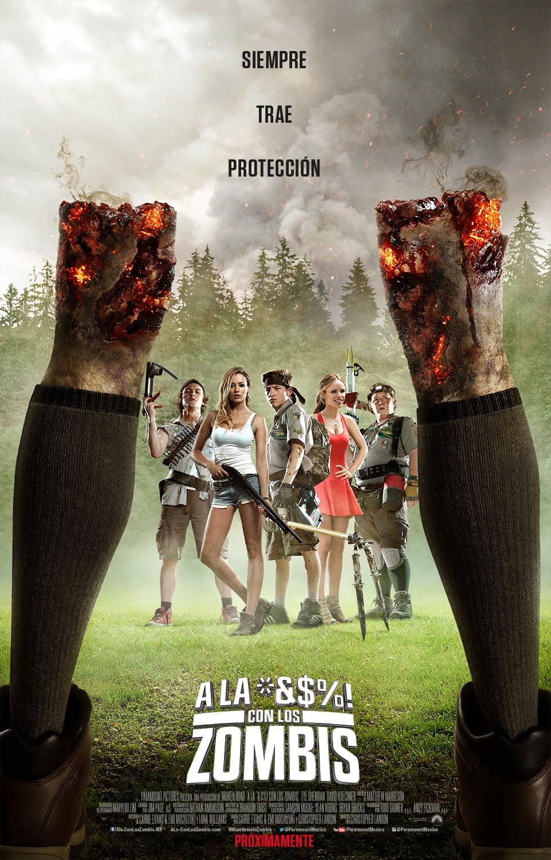 A La &$%! Con Los Zombies (2015)