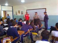 ONA Mérida realiza abordaje integral de seguridad en Colegio Arzobispo Silva