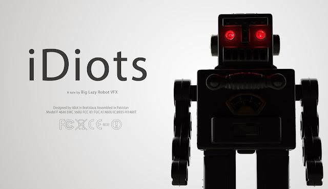i-diot - Το εκπληκτικό smartphone που κάνει θραύση παγκοσμίως