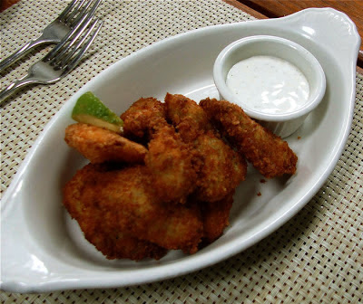 Lionfish Nuggets - a delicious Sea food