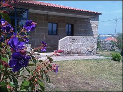 Casa dos castaños es una casa de alquiler completo, casa completa en O Grove, Rias Bajas, Rias Baixas, Pontevedra, Galicia