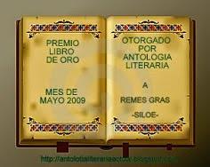 PREMIO LIBRO DE ORO