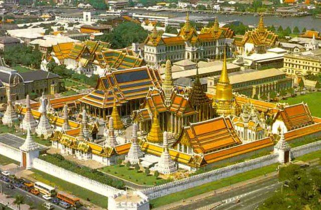 Tempat Wisata Thailand - Grand Palace