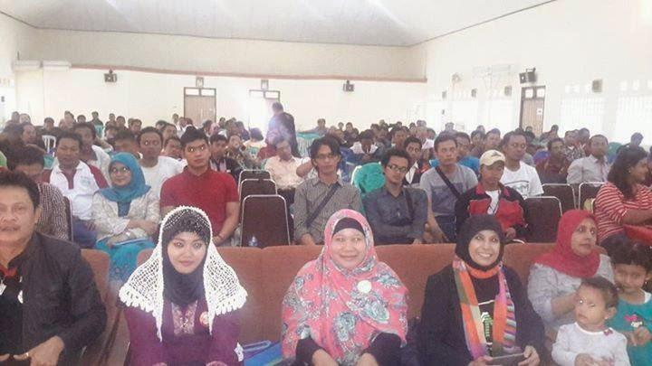 Konferensi MMM Mavrodi Indonesia Hari Minggu 12 Oktober 2014 Di Pekalongan
