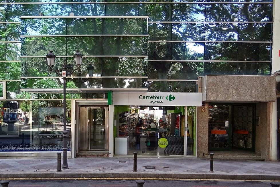 Alacant de profit lo que menos me esperaba carrefour - Carrefour oficinas centrales madrid ...