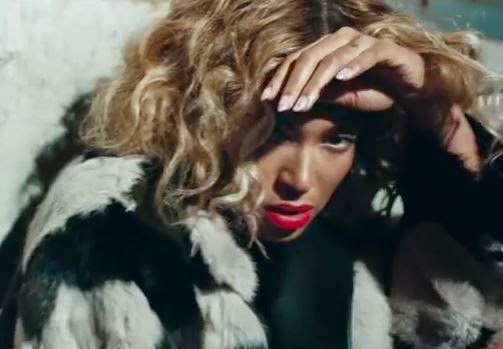 "Beyonce ""Yonce"" Music Video"